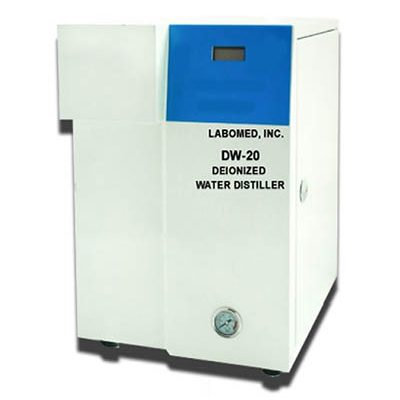 [DW-20] Deionized Water Distiller with Gauge