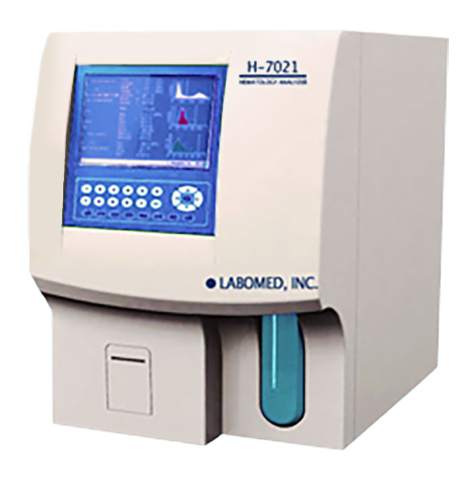 [H-7021] Hematology Clinical Chemistry Analyzer 3-Differential