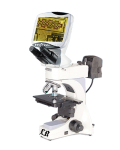 [LB-1600] Compound Digital LCD Metallurgical Microscope with 5.0MP Camera