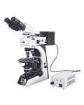 [LB-572] Polarizing  Binocular Microscope with Transmission and Reflection System