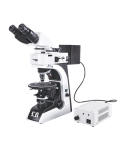 [LB-573] Polarizing Trinocular Microscope with Transmission and Reflection System