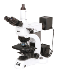 [LB-615] Trinocular Metallurgical Microscope With Bright Field and Dark Field Objectives and Reflected and Kohler Illumination