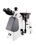 [LB-621] Inverted Trinocular Metallurgical Microscope with Extra Wide Field, Infinite Plan APO Optical System and Kohler Illumination
