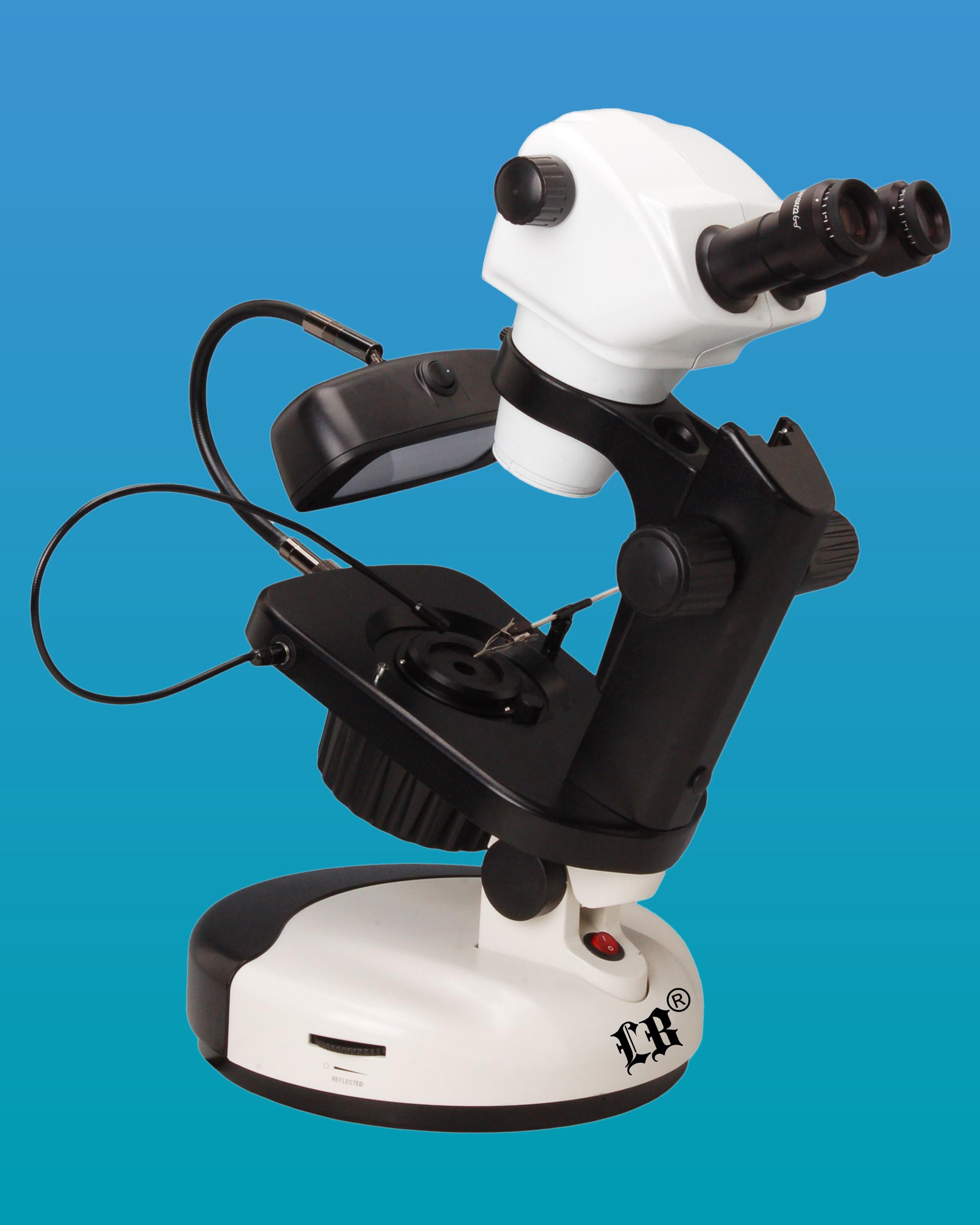 [LB-861] Trinocular Gemological Microscope