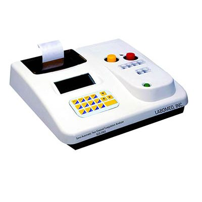 [SCO-2002] Two Channel Semi-Automatic Coagulation Analyzer