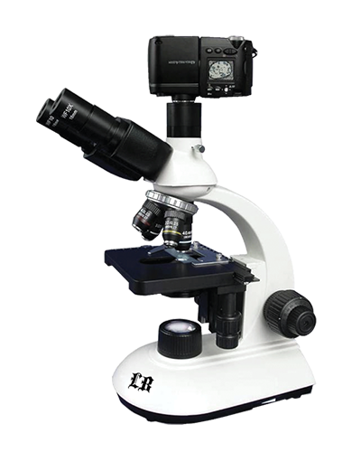 Labomed Microscopes & Cameras // Biological // Trinocular