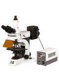 [LB-701] Trinocular Upright Flourescent Biological Microscope with Infinite Optical System
