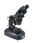 [LB-864] Trinocular Gemological Microscope with Wide Field and Fluorescent Illumination