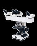 [LB-932] Multi-Head Triple View Microscope