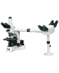 [LB-981] Multi-Head Triple View Microscope for 3 Simultaneous Users with Infinite Optical System