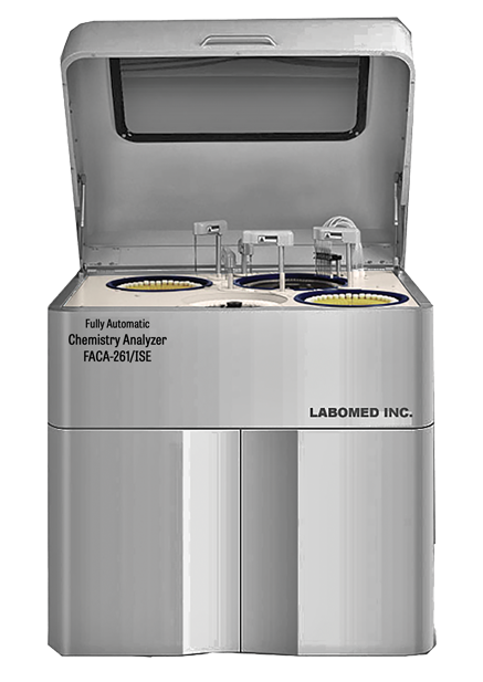 Labomed Medical Diagnostics Products // Fully-Automatic Biological Chemistry Analyzers