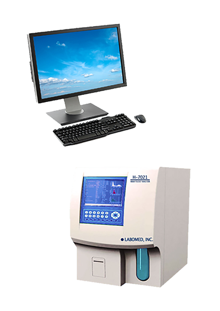 Labomed Medical Diagnostics Products // Hematology Analyzers