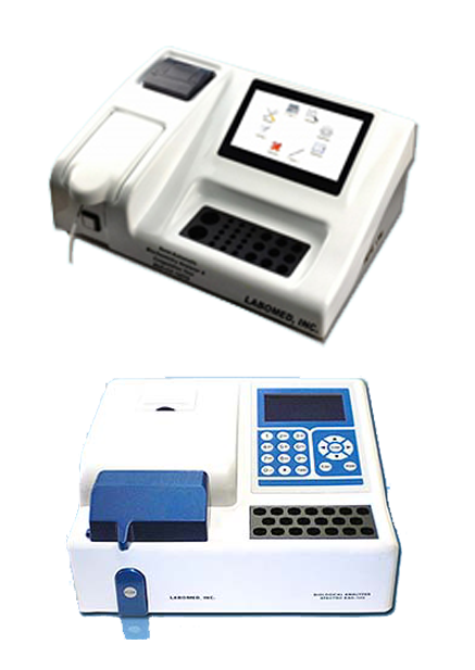 Labomed Medical Diagnostics Products // Semi-Automatic Biological Chemistry Analyzers
