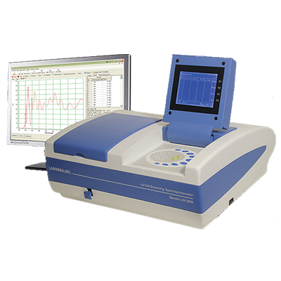 [UV-2650] UV-VIS Scanning Spectrophotometer With 4 Cell Holder