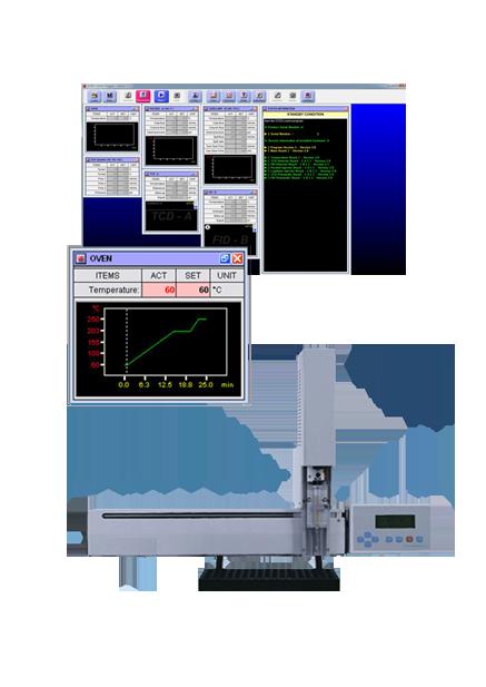 Labomed Gas Chromatography Products // Mass Spectrometer Chromatography