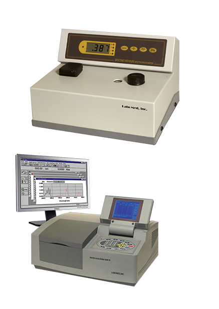 Labomed UV-VIS Spectrophotometers Products // UV-Visible