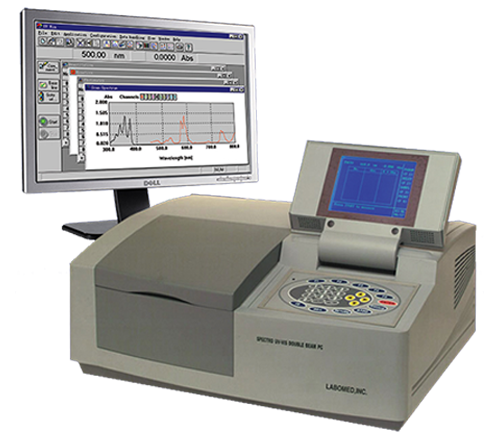 [UVD-2960] Spectro UV-VIS Double Beam PC Spectrophotometer