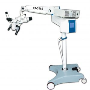 [LB-3000] Advanced Multifunctional Surgical Microscope (Ophthalmology, ENT, Organic Surgery, Neurological Surgery, and Orthopedics) for 3 Viewer