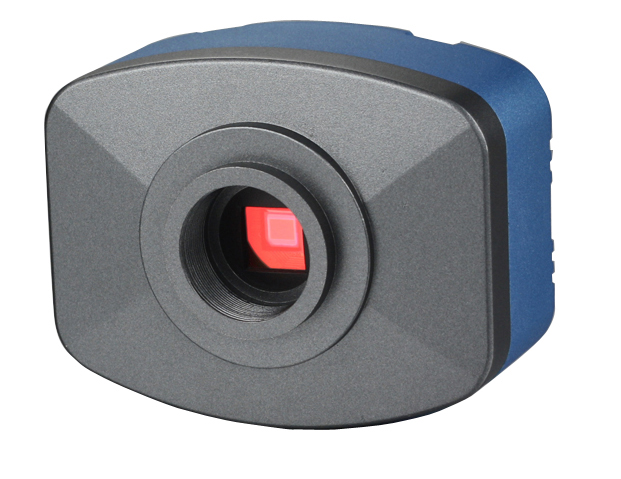 [LC-3] USB2.0 Colorful CMOS Digital Camera (3.2MP) with Adapter, Connnecting Ring and Stage Micrometer