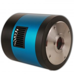 "[LC-22] 1.4M / ICX825AQA (C) 2/3"" (10.7x8.7) TE-Cooling C-mount USB3.0 CCD Camera"