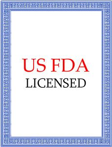 US FDA Licensed