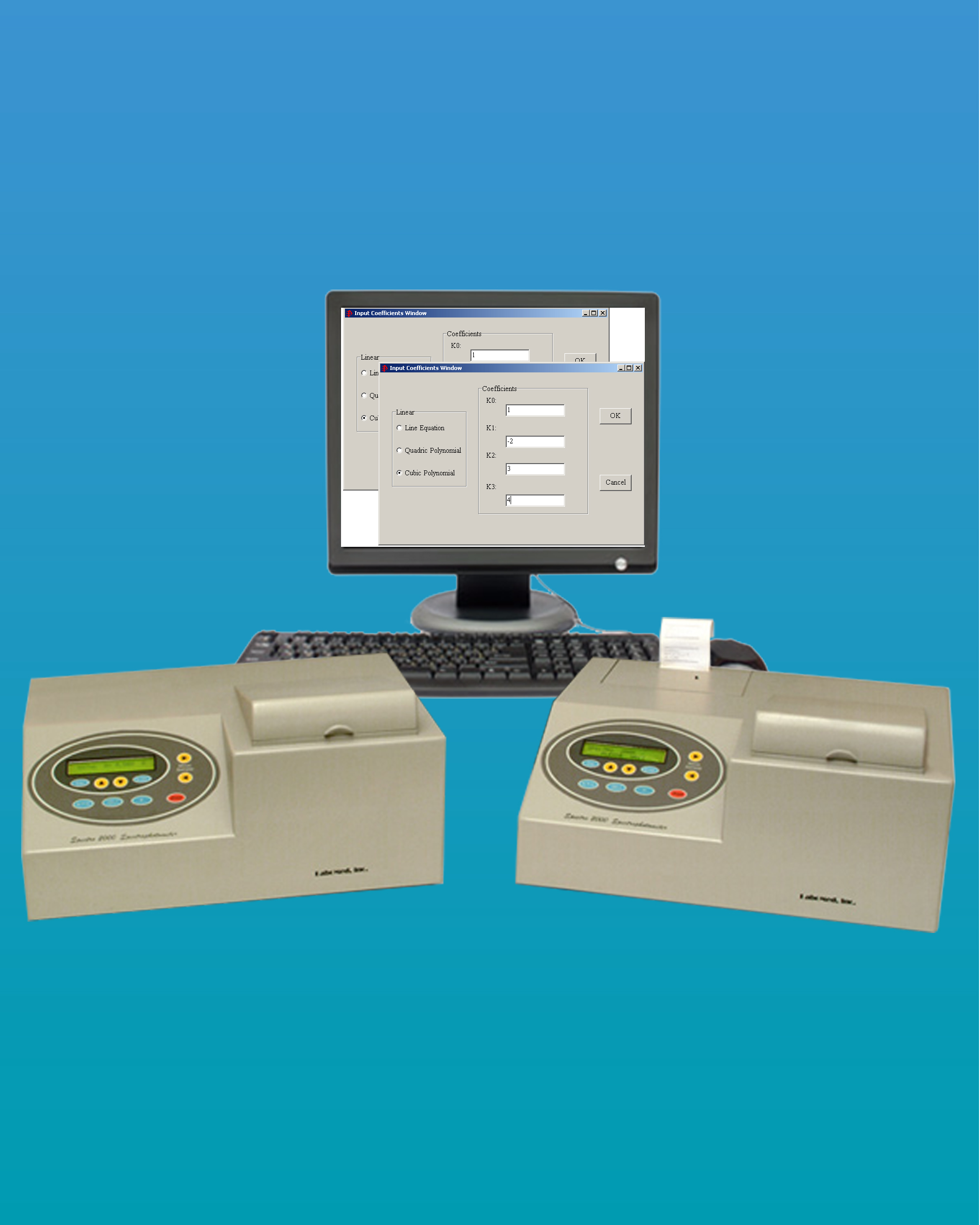 [2000RSP] Spectro Visible Spectrophotometer w/ 4 Automatic Cell Holder