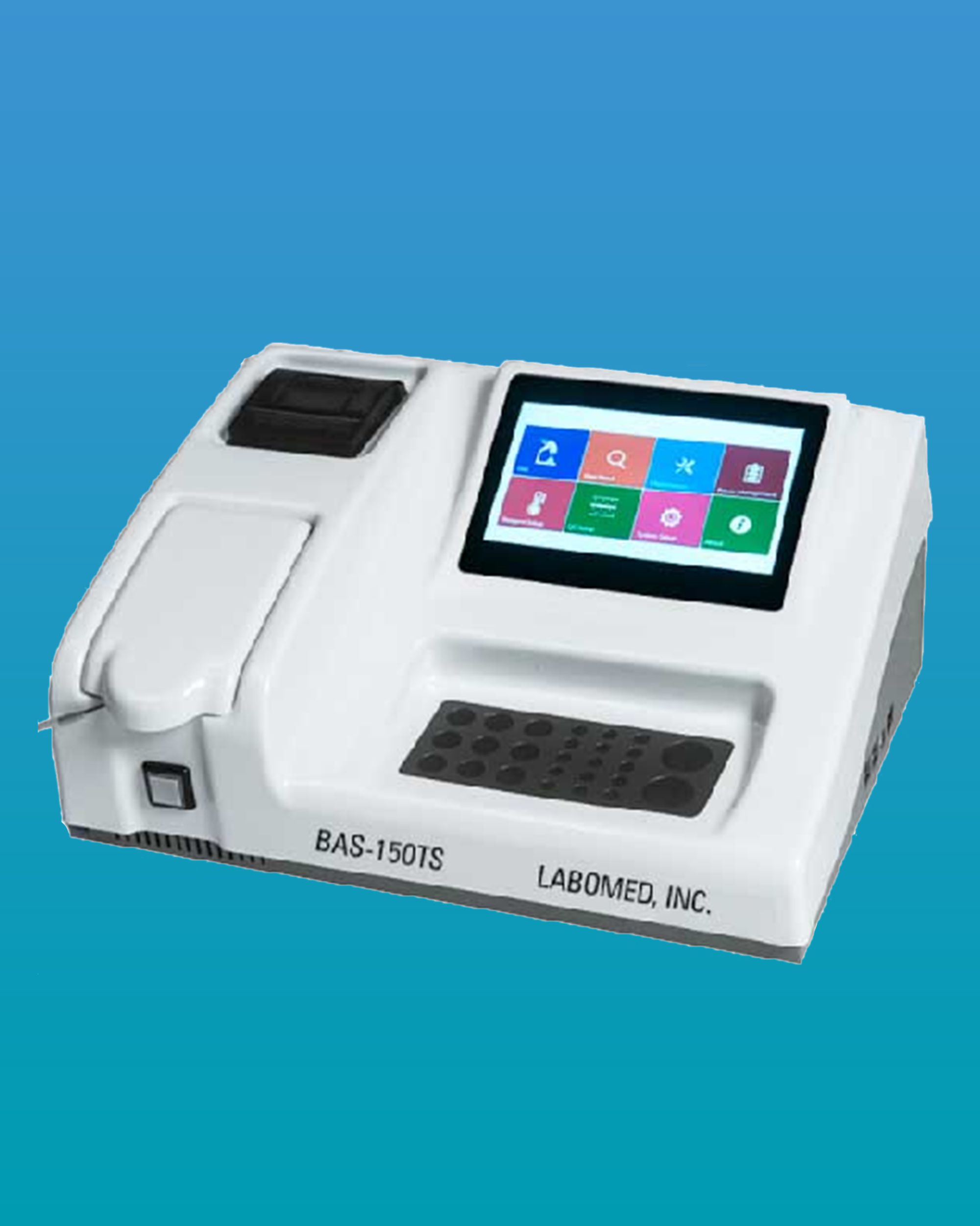 [BAS-150TS] Semi-Automatic Analyzer w/ Coagulation Test