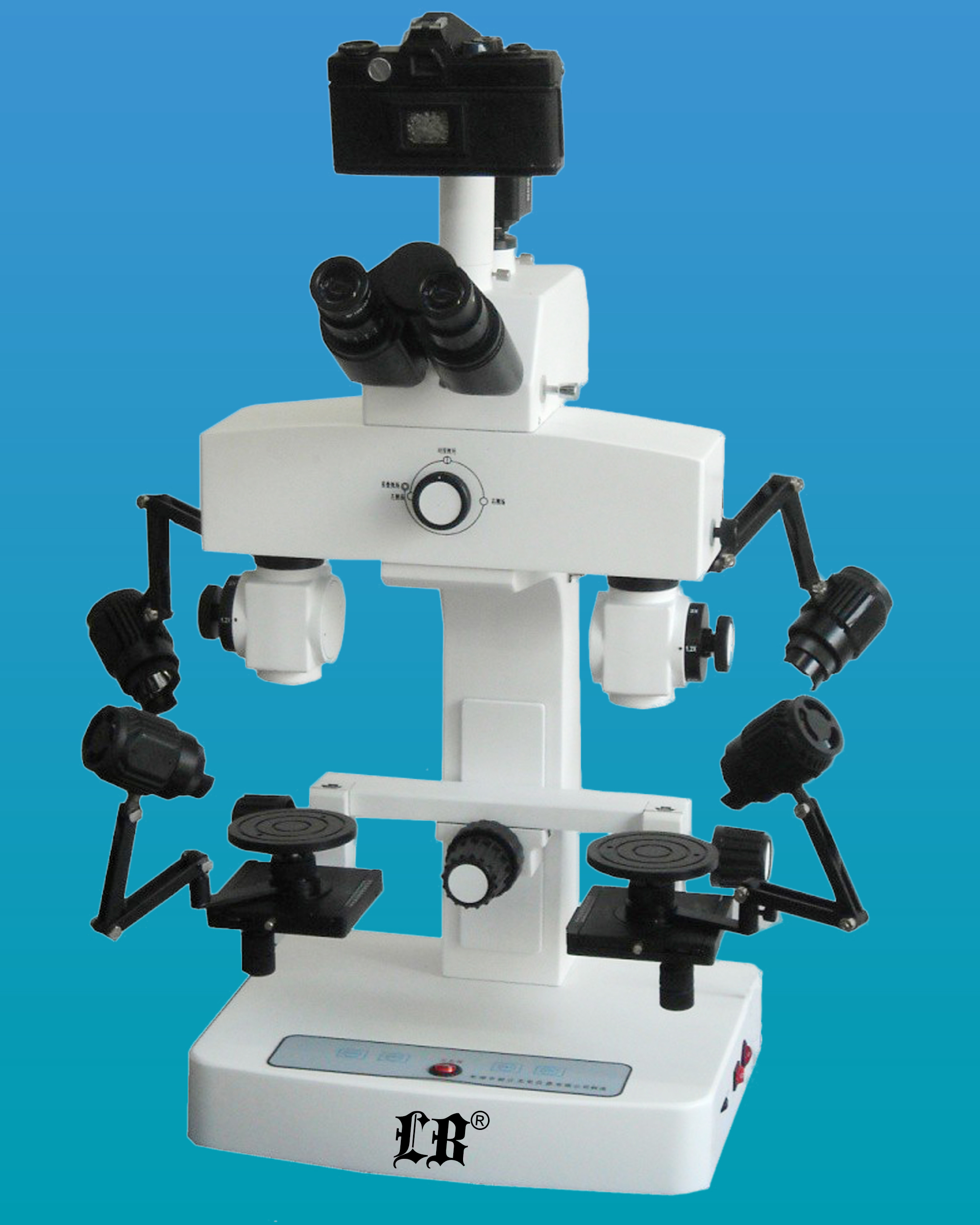 [LB-1000] Comparison Microscope