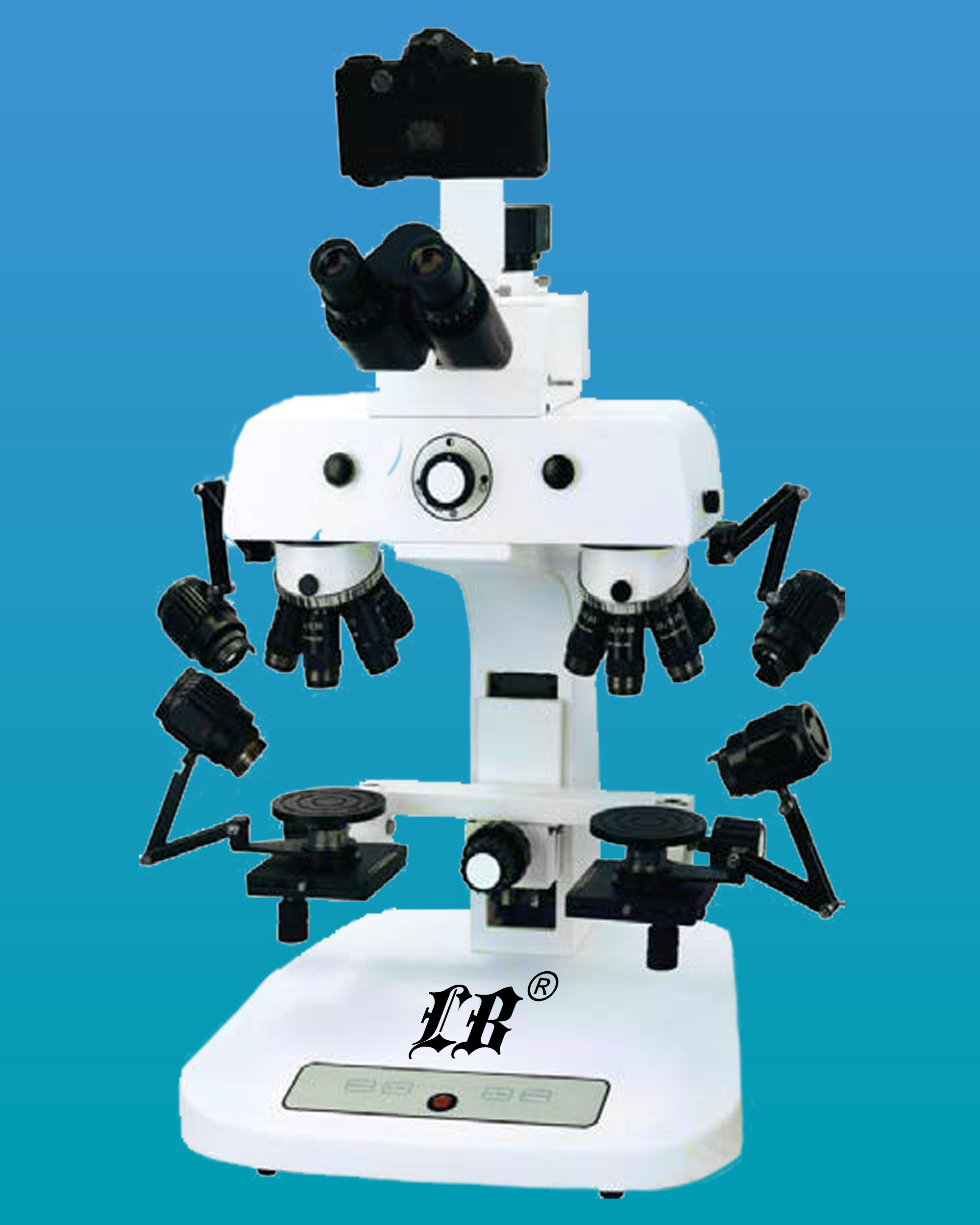 [LB-1010] Comparison Microscope