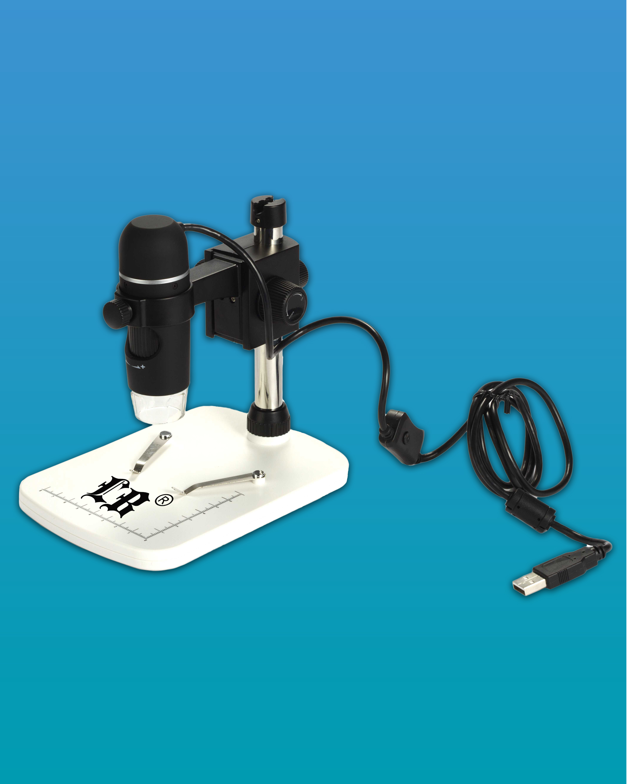[LB-123] USB Digital Microscope