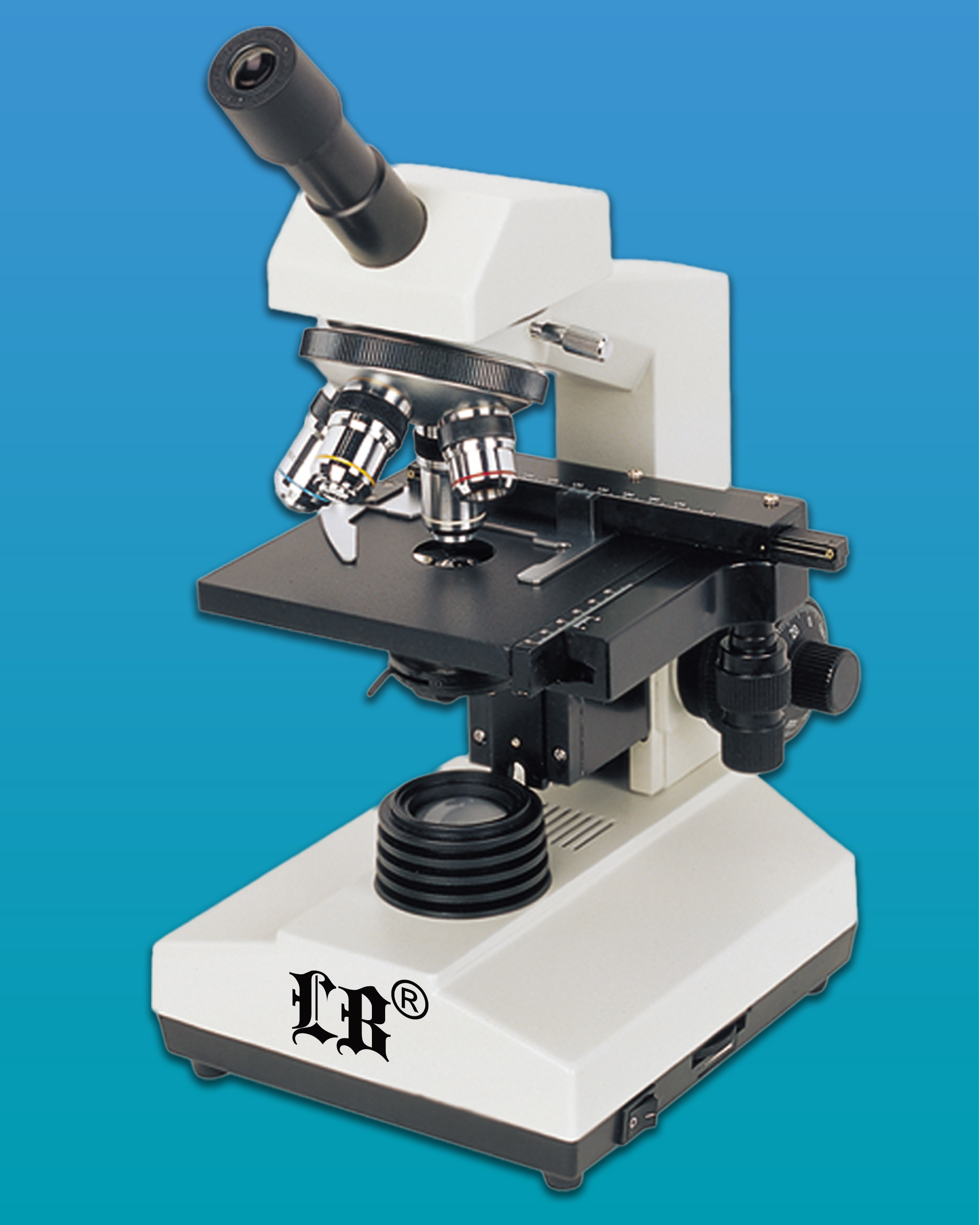 [LB-125] Monocular Biological Microscope