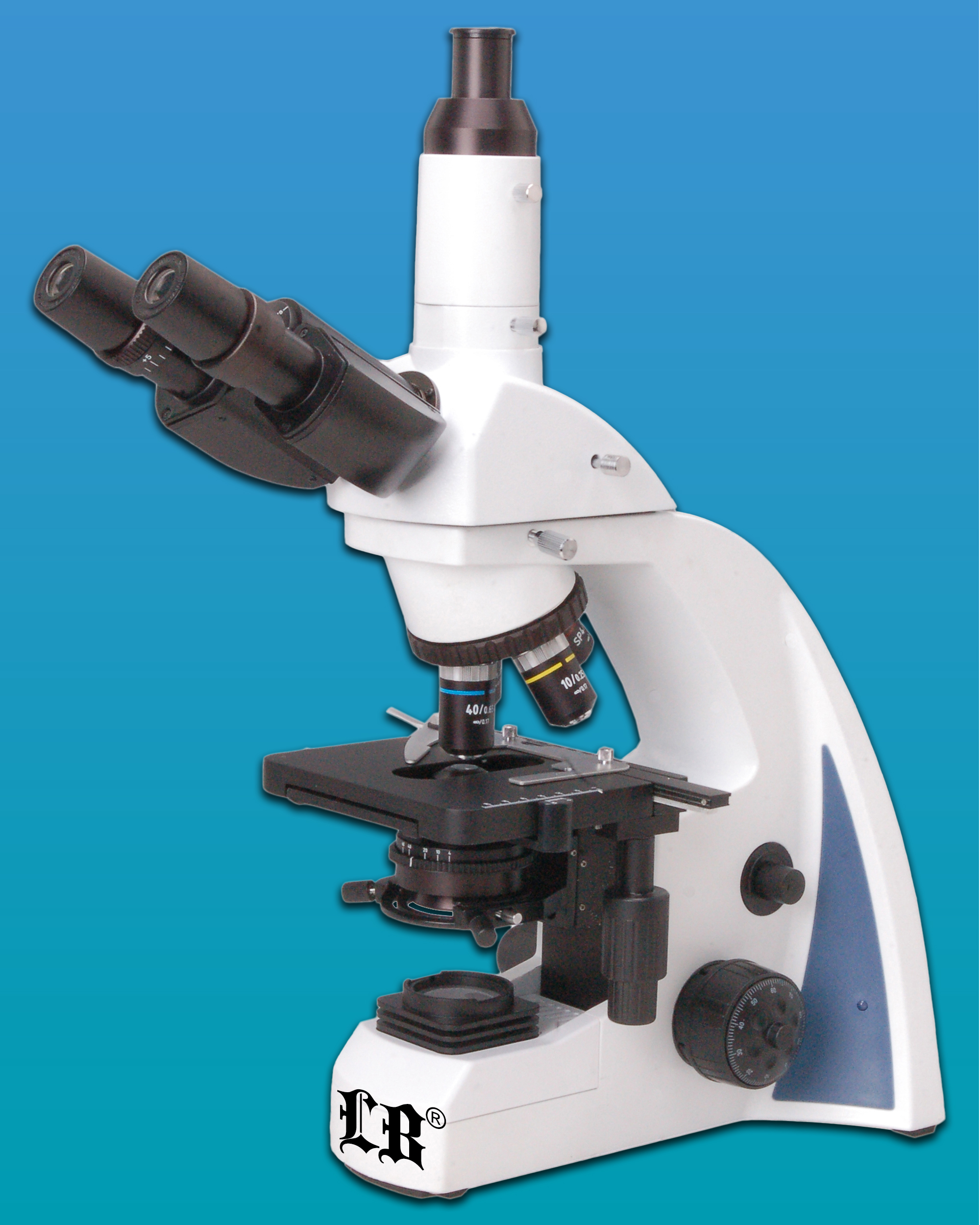 [LB-242] Biological Trinocular Microscope