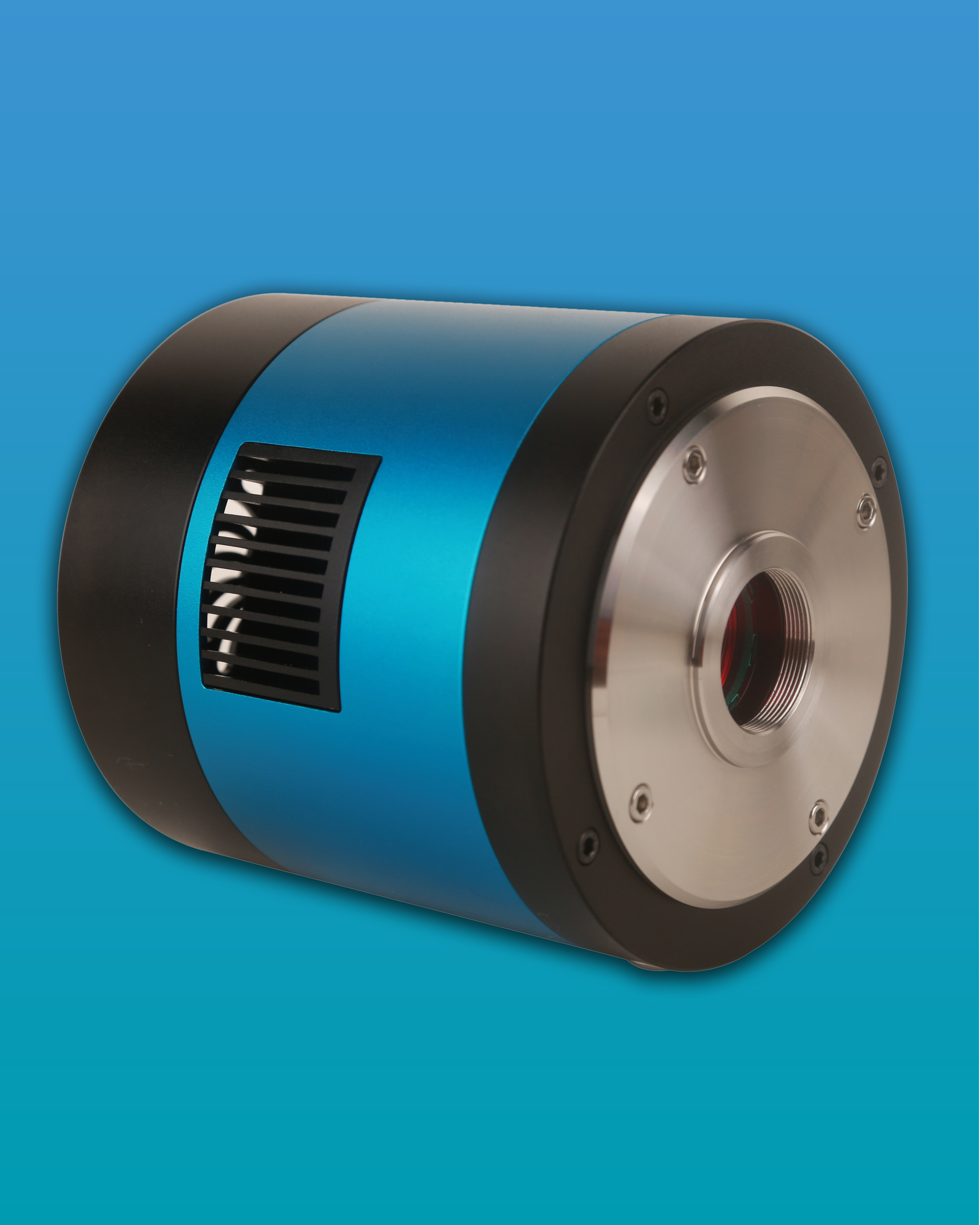 "[LC-23] 6.0M / ICX695AQG (C) 1"" (12.48x9.99) TE-Cooling C-mount USB3.0 CCD Camera"