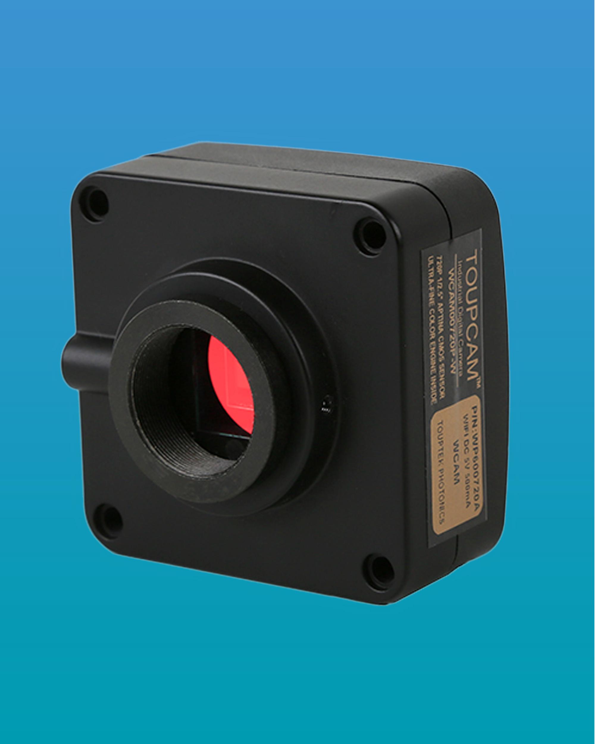 [LC-5] 1080P C-mount WiFi CMOS Camera