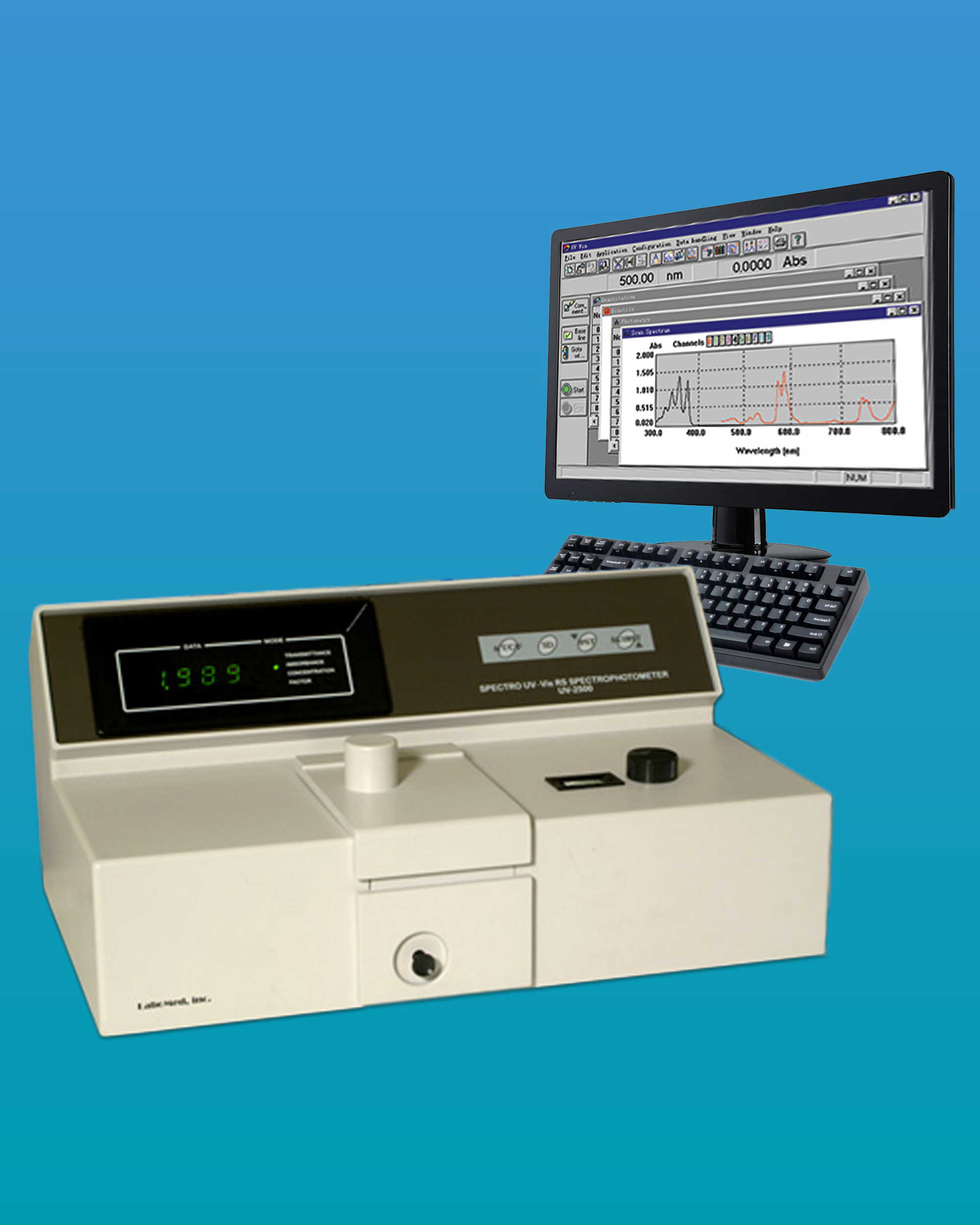 [UV-2502] Spectro UV-Vis Spectrophotometer RS