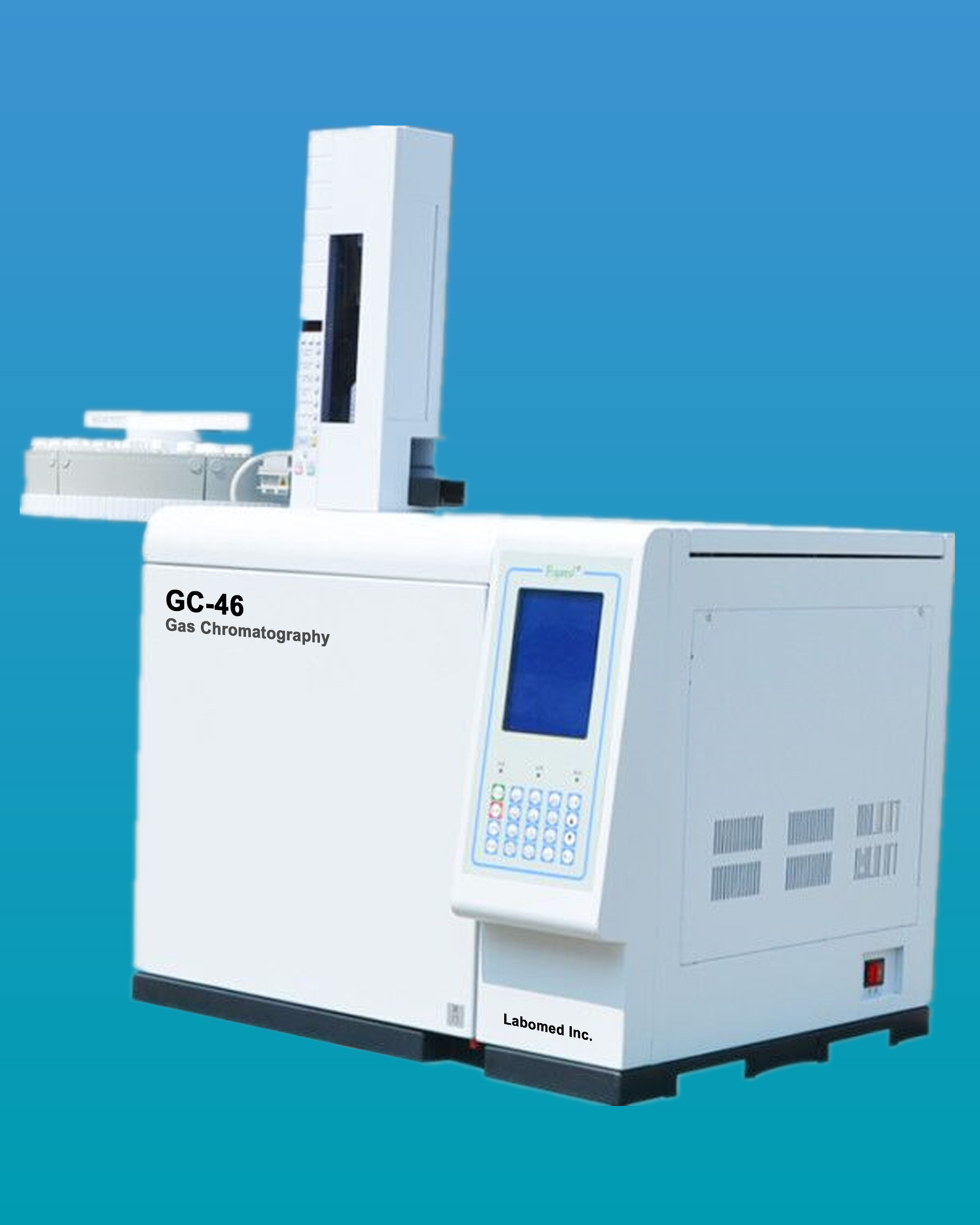 [GC-46] Electronic Pressure Flow Monitoring Gas Chromatography