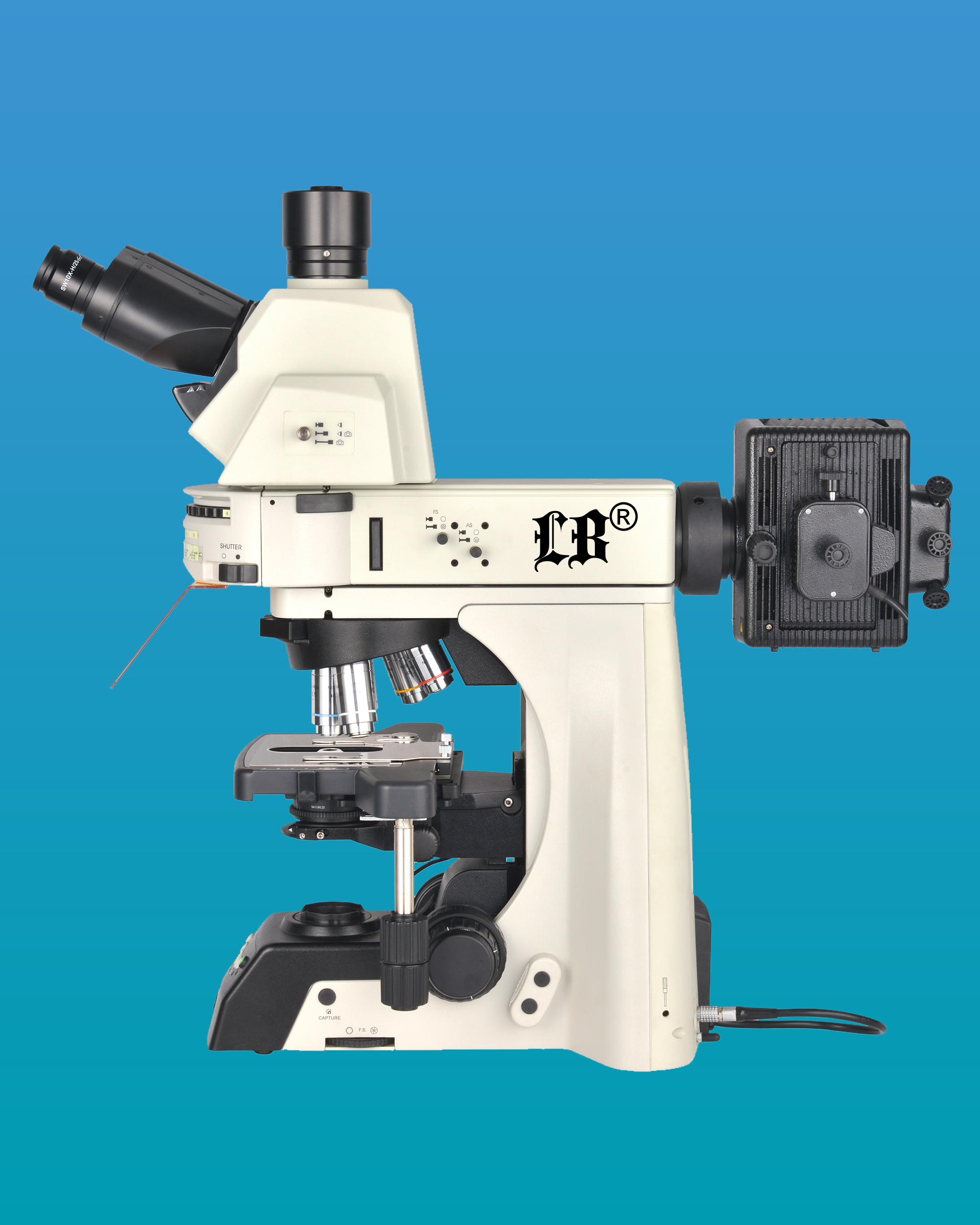 [LB-287] Research Fluorescent Biological Microscope