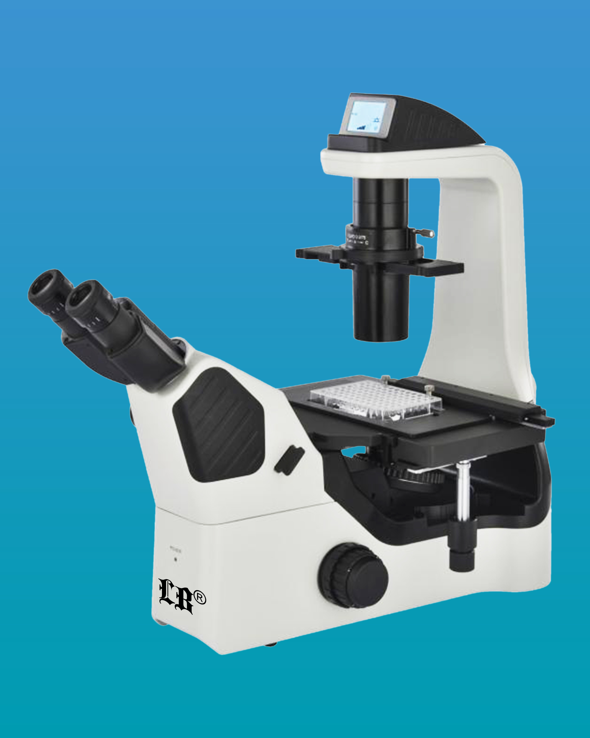 [LB-294] Inverted Biological Microscope