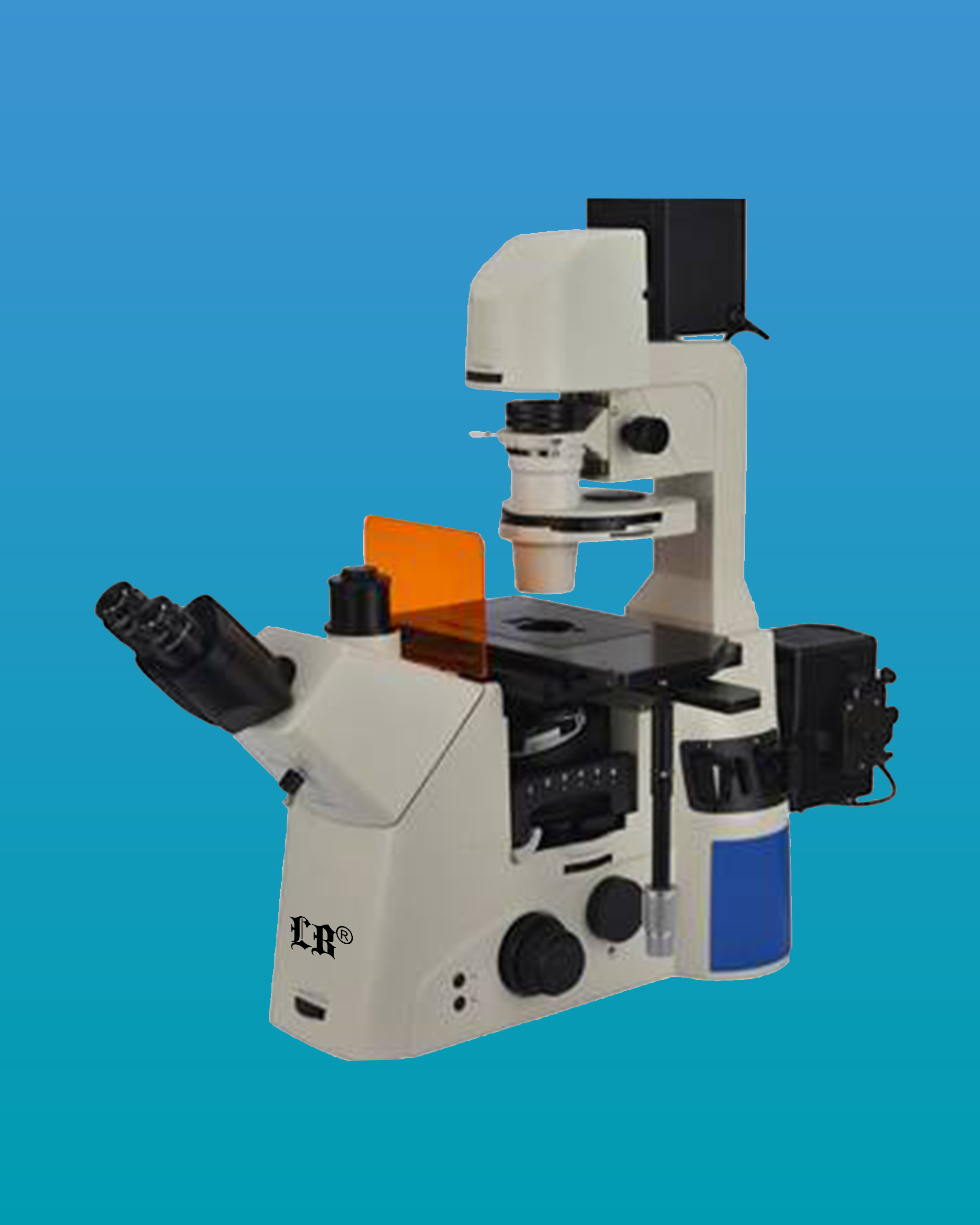 [LB-295] Research Inverted Microscope