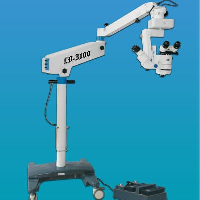 [LB-3100] Advanced Multifunctional Surgical Microscope (Ophthalmic Surgery and Orthopedic Surgery) for 2 Viewer