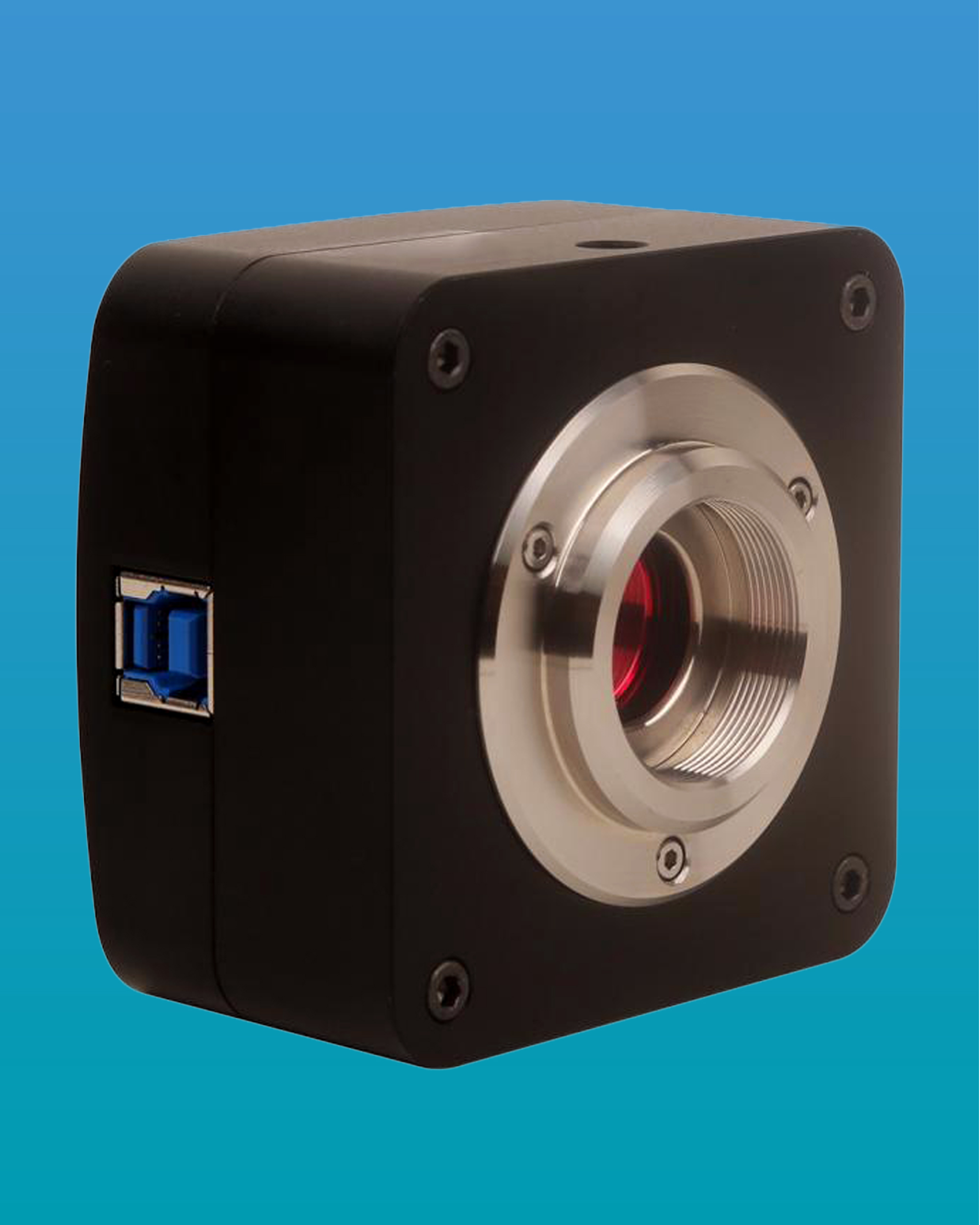 [LC-32] C-mount USB3.0 CMOS Camera for Bright Field, Dark Field, Fluorescent Light Environment and Normal Microscope