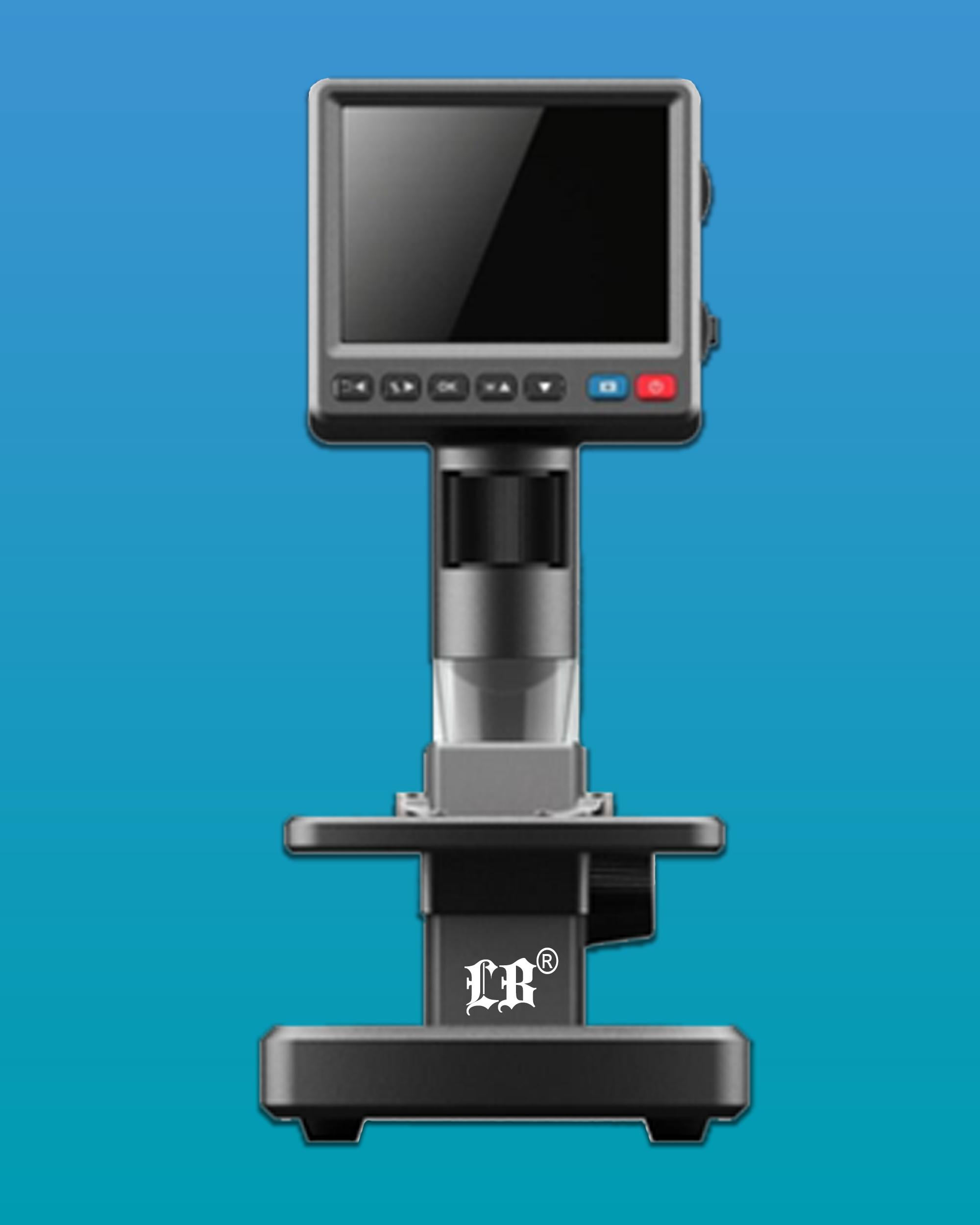 [LB-126] LCD USB Digital Microscope