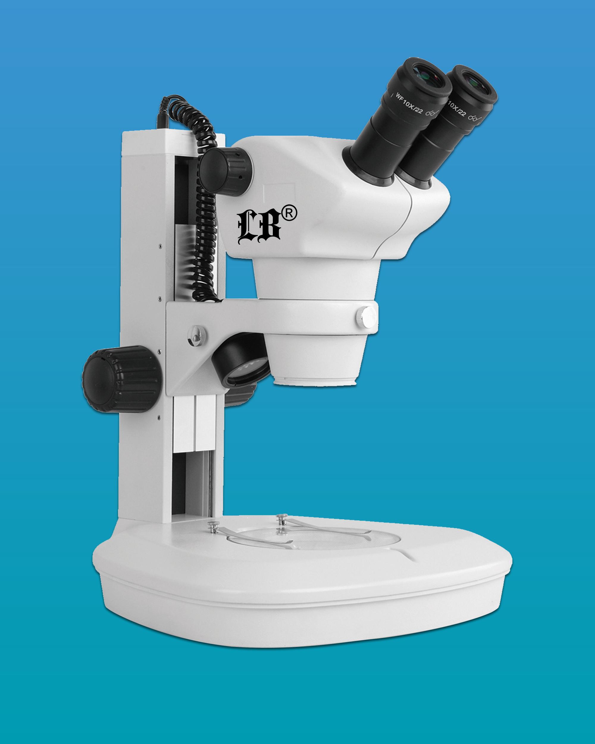 [LB-335] Zoom Binocular Stereo Microscope