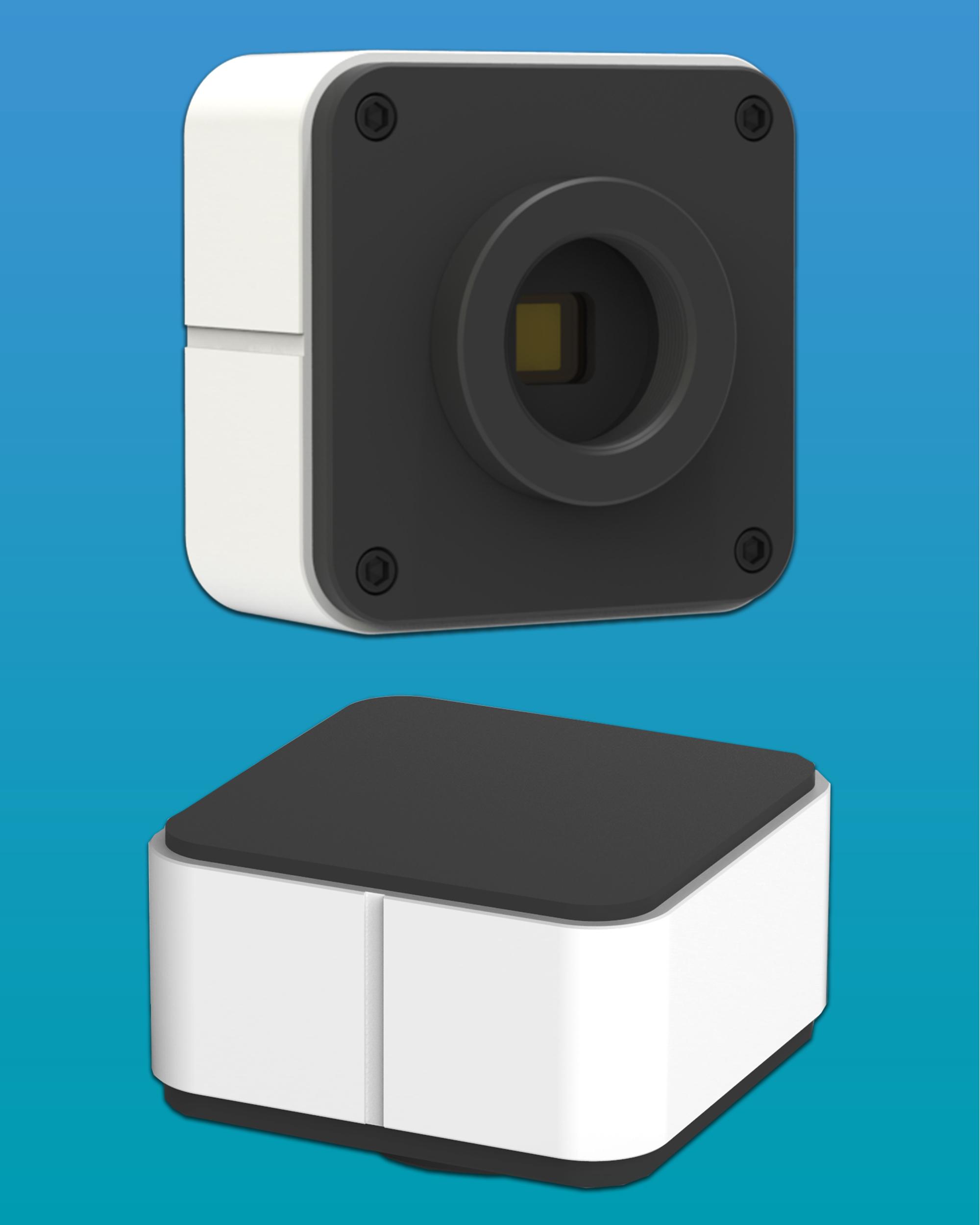 [LC-35] 5MP USB2.0 Graphics Accelerated Microscope Camera